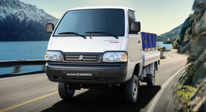 Suzuki Super Carry 2019 full
